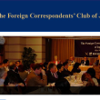"Screening of ""In the Grey Zone"" at the Foreign Correspondents' Club of Japan"