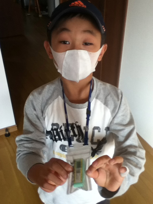 Ian continues filming in Fukushima