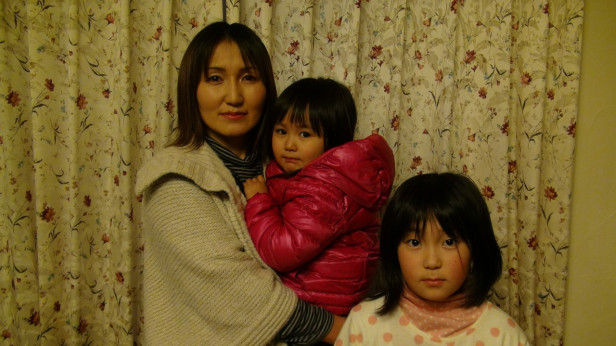 Fukushima mothers continue to share their struggle with Ian