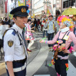 Documenting a Demonstration in Tokyo