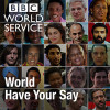 BBC World Service program features interview with Ian