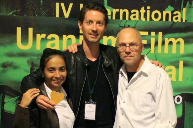 'A2-B-C' receives award at festival in Brazil