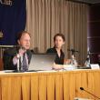 Ian moderates Mousseau press conference