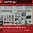 Ian appears on BBC World Service as Japan re-starts nuclear plant
