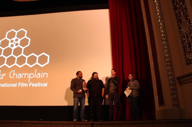 Audience Award for '-1287' at film festival in NY