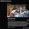 """Dying at Home"" FREE to view online!"
