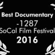 '-1287' awarded Best Documentary at SoCal FF