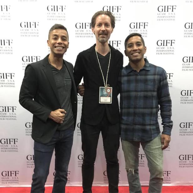 DocumentingIan returns to Guam for screening